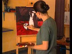 Curso practico de dibujo y pintura oleo el claroscuro - YouTube