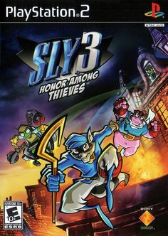 When Sly Cooper came back on the scene last year with Sly 2: Band of Thieves we saw the game grow up as the whole gang become playable characters and the world opened up to provide a more free-roaming experience. A little bit of the original flavor m You got to see this, here you learn  networkmarketing http://www.bigmastermindnetworkidea.com/