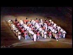 Trinidad and Tobago steel marching band Edinburgh Tattoo 2014 - YouTube