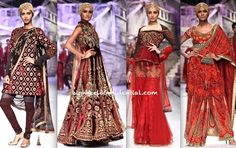 Here's your look at JJ Valaya's rather opulent collection titled 'The Maharaja of Madrid'. Like what you see?  P.S: Actors Kabir Bedi and Kangna Ranaut walked for the designer.
