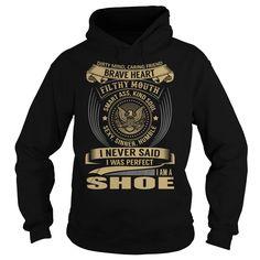 SHOE Last Name, Surname T-Shirt
