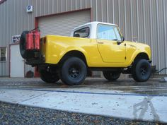 ▒ 1968 Scout 800 - another beautiful build by IH Parts America ▒