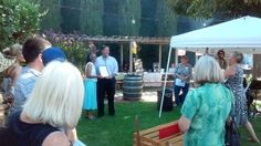 Author D. K. Ogans appearance and book signing  at the Solano County Library Foundation 20th Birthday Celebration,  Wooden Valley Winery & Vineyards in Fairfield CA.   Assemblyman Jim Frazier and Solano Library Foundation President Constance Boulware.  Visit http://www.amazon.com/DeBorrah-K.-Ogans/e/B002NWLJ1M for more information about The Enchanting Legends Of Shiloh Mansion.