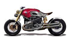 BMW Custom Concept Study