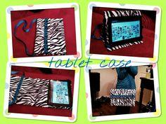 Diy tablet case!
