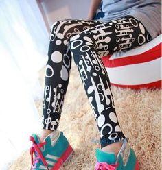 spring 2014 punk tights leggings for women pants #Affiliate