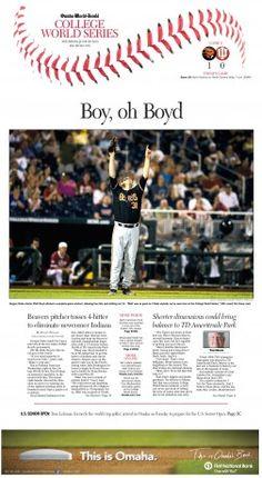 #Newspaper #Design #99 | The Omaha World-Herald