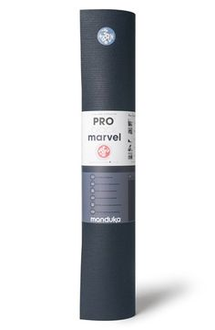 Manduka 'PRO® Black Marvel' Yoga Mat available at #Nordstrom