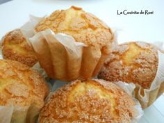 Carrot Cake Cookies, Flan, Cupcakes, Baked Goods, Yummy Treats, Cake Recipes, Muffins, Food And Drink, Tasty