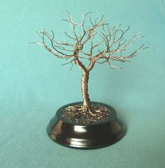 twisted wire tree