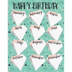 day decorations for office teacher gifts Simply Sassy Birthday Chart Birthday Chart Classroom, Birthday Charts, School Decorations, Christmas Decorations To Make, Christmas Diy, Kindergarten Classroom Decor, Classroom Themes, Preschool Crafts, Diy Crafts For Kids