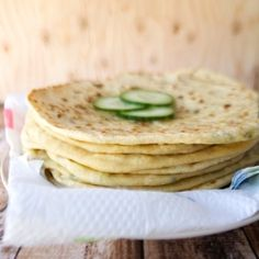 Paneer Paratha - Soft, melt-in-the-mouth Indian flatbread stuffed with mildly spiced Indian cottage cheese.