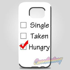 Custom Single Taken Hungry Cute Cool Funny Samsung Galaxy Note 8 Case | casefantasy