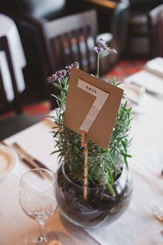 """Each table had a specific Terrarium with a table number. My brother and took chapter pages from the GOT (Game of Thrones: A song of Ice and Fire) and used each """"character"""" as a table. Terrarium Table, Got Game Of Thrones, Table Numbers, A Table, Dyi, Brother, Fire, Table Decorations, Wedding"""