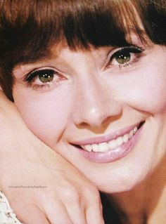 I have the biggest girl crush on Audrey Hepburn, okay?