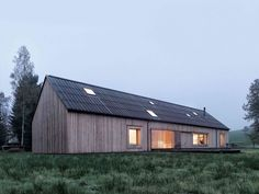 Wooden House With Studio By Bernardo Bader Architects | Trendland: Fashion Blog & Trend Magazine