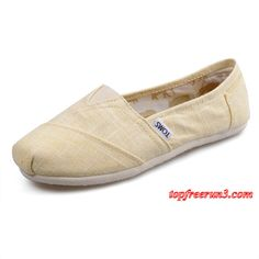 #topfreerun3 com Save Up To 56%,$17.95 Toms Womens Bamboo pattern shoes Beige