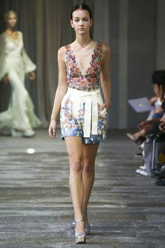 Luisa Beccaria collection printemps-été 2015 #mode #fashion