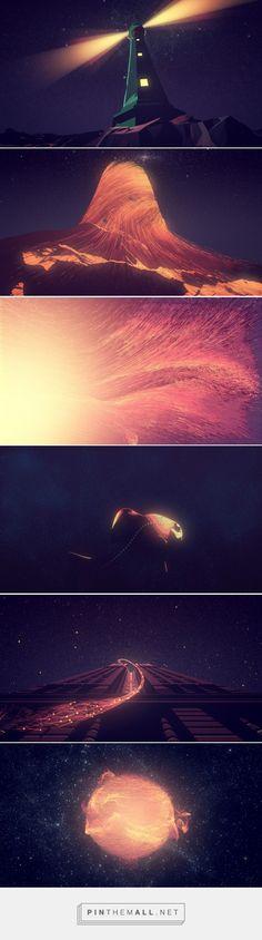 One Bright Dot Animation Movie – Fubiz™ - created via http://pinthemall.net