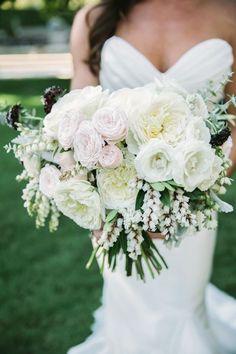 Featured Photographer: The Edges Wedding Photography; Wedding bouquet idea.