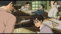 Jiro Horikoshi - The Wind Rises