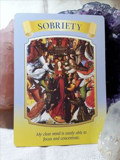 23 Sept – Clear your mind. Get away from the toxicity that abounds in the media (all kinds!). Find time to meditate today, so you can hear the Divine Guidance that is coming to you. This will bring you the answers you seek. (Mary, Queen of Angels Oracle cards, D. Virtue) #dailycard #dailytarot #dailyangelcard #dailymessages #dailyguidance #dailyoracle #tarot #tarotcommunity #spirituality #metaphysical #divination #angelreading #angels #archangels #MotherMary #maryqueenofangelscards