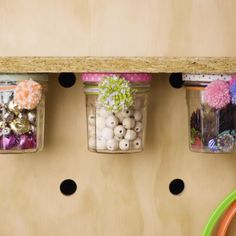 Diy Storage Projects, Craft Organization, Diy Craft Projects, Craft Tutorials, Organizing, Room Ideas Bedroom, Diy Home Crafts, Furniture Projects, Maker Space