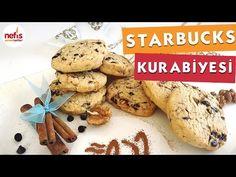 Starbucks Kurabiyesi Tarifi Videosu - Nefis Yemek Tarifleri