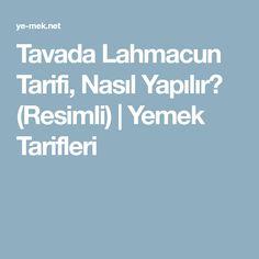 Tavada Lahmacun Tarifi, Nasıl Yapılır? (Resimli) | Yemek Tarifleri Love Eat, Coleslaw, Tiramisu, Tart, Food And Drink, Cooking, Barbecue, Cabbage Salad, Baking Center