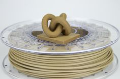 BambooFill the new PLA filament made from Bamboo fiber by ColorFabb