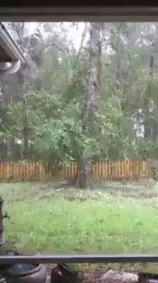 A small peek of what hurricane season can bring