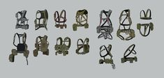 Ammo Harness from Metal Gear Online