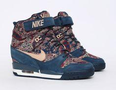 #Nike Air Revolution Sky #Liberty #Wedge #sneakers