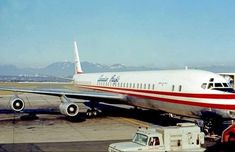 Pacific Airlines, Canadian Airlines, Douglas Dc 8, Air Lines, Planes, Aviation, Aircraft, Commercial, Airplanes