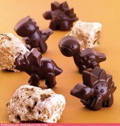 cutee chocolate dinoo