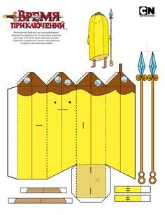 Resultado de imagem para papercraft super gumball guardian