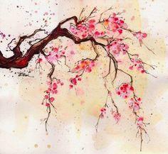 Versek, mesék ovisoknak: G. Joó Katalin: Cseresznyevirág meséje