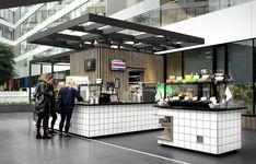 adidas valley  SODA entwickelte das Gastronomiekonzept und plante Gastronomie und Küche.