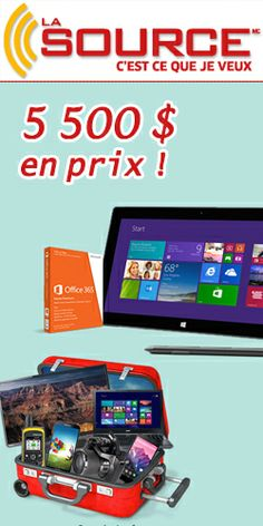 Microsoft, La Source, Site Web, 21 Mars, Things I Want, Pageants, Business, I Want You, Accessories