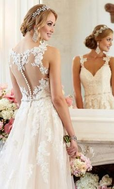 Stella York 6144: buy this dress for a fraction of the salon price on PreOwnedWeddingDresses.com