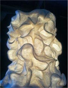 Pam de Groot felted sculpture