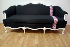 So so very cool.  Couch Karma » Blog Archive » A Style Smorgasbord at MetroSofa!