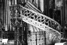 Kanzel Kirchen, Louvre, Building, Travel, Romanesque, Bricks, Voyage, Trips, Buildings
