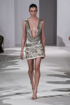 Celia Kritharioti Spring/Summer 2017 Couture   British Vogue