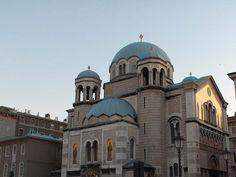 The Serbian Orthodox Temple of Holy Trinity and St. Spyridon - Trieste