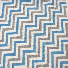 Blue And White Striped Area Rug - Decor Ideas White Area Rug, Area Rugs, Blue And White, Contemporary, Decor Ideas, Home Decor, Rugs, Decoration Home, Throw Rugs