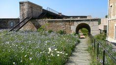 Landscape Architecture: In Situ Architectes Paysagistes Project: Fort Saint Jean Location: Lyon, France Realisation: 2005 Area: 1ha Cost: 0,99M EUR Text & photos: In Situ… ...
