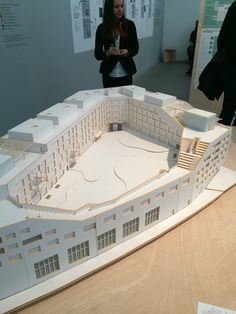 Architektur Modell
