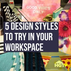 5 Design Styles to Try in Your Workspace decor diy videos Office Interior Design, Home Office Decor, Office Interiors, Workspace Design, Flat Interior, Interior Ideas, Woodworking Projects, Diy Projects, Woodworking Videos