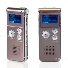 16GB Digital Audio Voice Recorder Rechargeable Dictaphone Telephone MP3 Player - http://electronics.goshoppins.com/gadgets-other-electronics/16gb-digital-audio-voice-recorder-rechargeable-dictaphone-telephone-mp3-player/